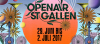 Open Air St. Gallen 2017: Bandpaket Nr. 3 bringt Bonobo & Co