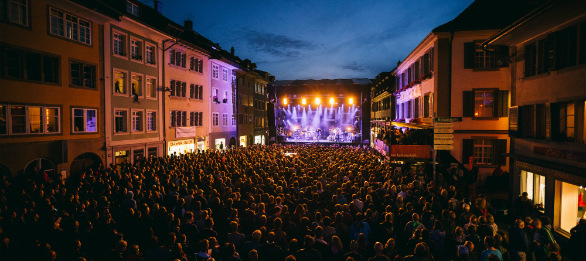 Musikfestwochen 2018 mit Billy Talent, Beginner, Tocotronic & Co