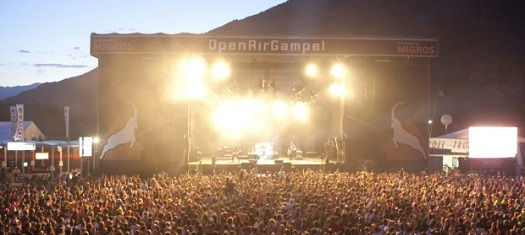 Open Air Gampel 2020: Macklemore, Limp Bizkit, Mark Forster & Co